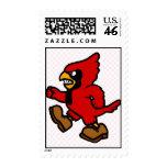 Carl Cardinal Postage Stamp
