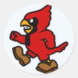 Carl Cardinal Stickers