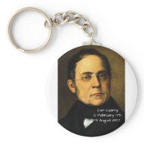 Carl Czerny Keychain