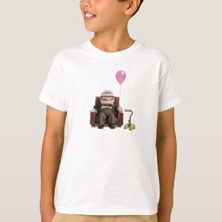 Carl de Disney Pixar ENCIMA de la película Camisas