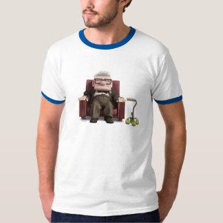Carl de Disney Pixar PARA ARRIBA - sentándose Camisas