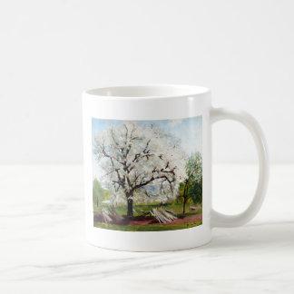 Carl Fredrik Hill Flowering Fruit Tree Coffee Mug