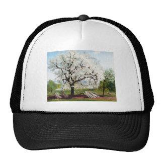 Carl Fredrik Hill Flowering Fruit Tree Mesh Hats