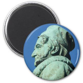 Carl Friedrich Gauß (Gauss) 1.2, Braunschweig Magnet