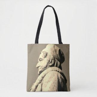 Carl Friedrich Gauß (Gauss) 1.2.F, Braunschweig Tote Bag
