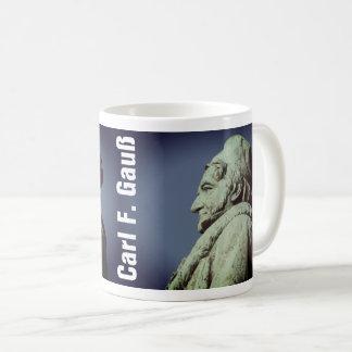Carl Friedrich Gauß (Gauss) 1.4.3.F, Braunschweig Coffee Mug