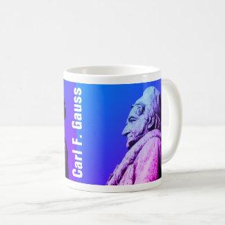 Carl Friedrich Gauß (Gauss) 1.4.F, Braunschweig Coffee Mug