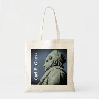 Carl Friedrich Gauss (Gauss) 1.8.F, Braunschweig Tote Bag
