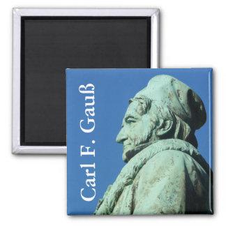 Carl Friedrich Gauß (Gauss) 2.3, Braunschweig Magnet