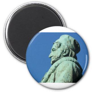 Carl Friedrich Gauß (Gauss), Braunschweig Magnet