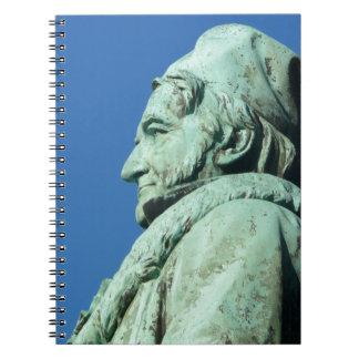 Carl Friedrich Gauß (Gauss), Braunschweig Notebook