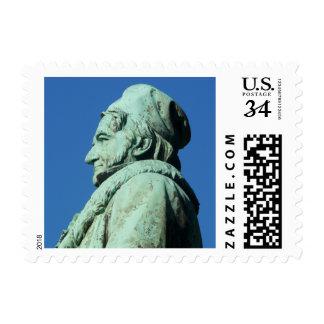 Carl Friedrich Gauß (Gauss), Braunschweig Postage