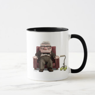 Carl from Disney Pixar UP - Sitting Mug