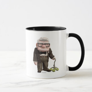 Carl from the Disney Pixar UP Movie 2 Mug