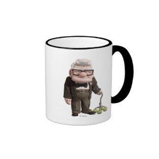 Carl from the Disney Pixar UP Movie 2 Ringer Mug