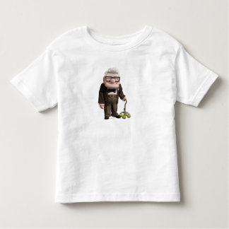 Carl from the Disney Pixar UP Movie 2 Toddler T-shirt