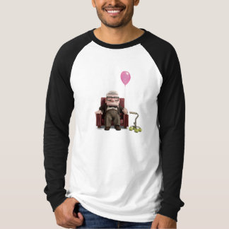 Carl from the Disney Pixar UP Movie T-Shirt