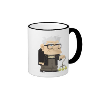 Carl from the UP Movie - concept art Ringer Mug