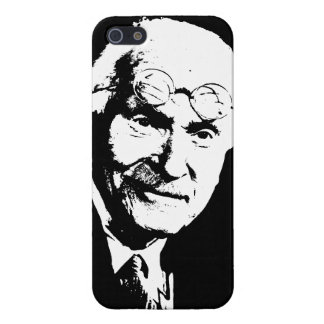 Carl Gustav Jung iPhone SE/5/5s Cover