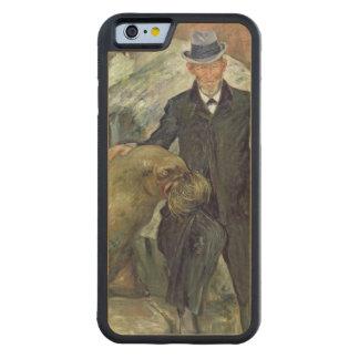 Carl Hagenbeck en su Zoo, 1911 Funda De iPhone 6 Bumper Arce