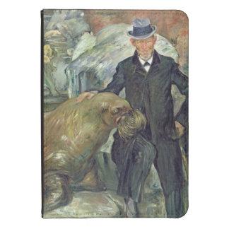 Carl Hagenbeck en su Zoo, 1911 Funda De Kindle 4