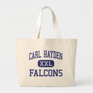 Carl Hayden - Falcons - Community - Phoenix Canvas Bag