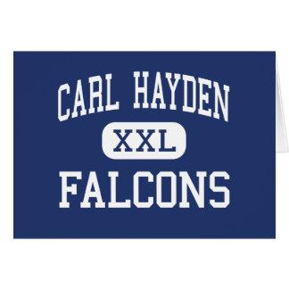Carl Hayden - Falcons - Community - Phoenix Greeting Cards