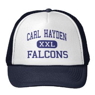 Carl Hayden - Falcons - Community - Phoenix Hat