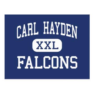 Carl Hayden - Falcons - Community - Phoenix Postcards