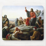 Carl Heinrich Bloch - Sermon on the Mount Mouse Pads