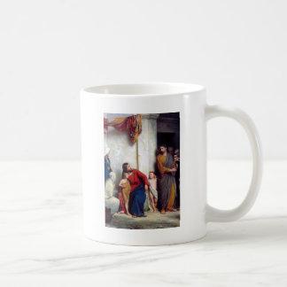 Carl Heinrich Bloch - Suffer the Children Coffee Mug