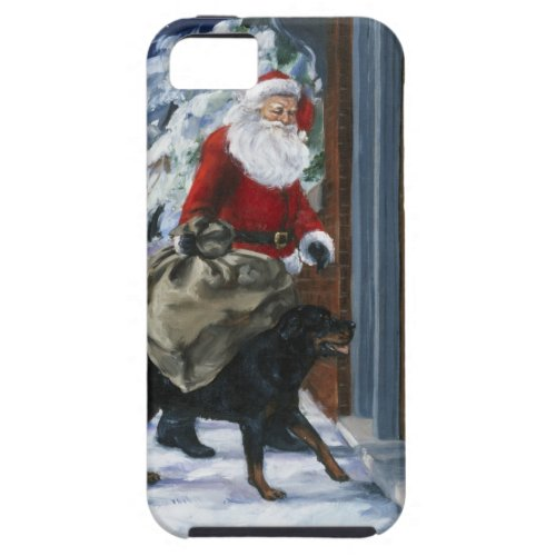 Carl Helping Santa Claus from Carls Christmas b iPhone SE55s Case