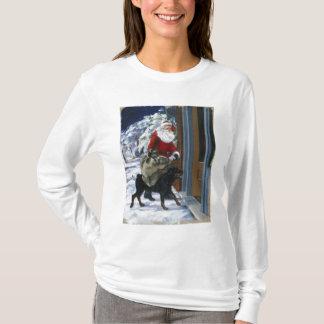 Carl Helping Santa Claus from <Carl's Christmas> b T-Shirt