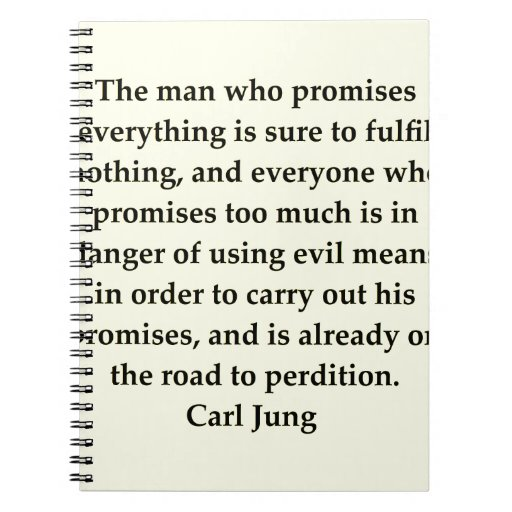 carl jung quote notebooks