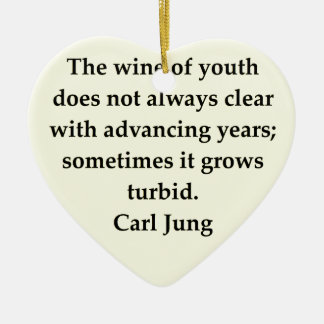 carl jung quote christmas ornaments