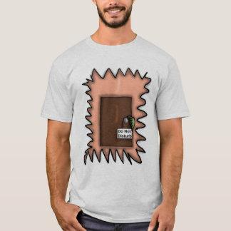 Carl la camiseta del habitante de la cavidad de