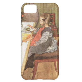 Carl Larsson A Late Risers Miserable Breakfast Cover For iPhone 5C