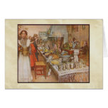 "Carl Larsson ""Christmas Eve"" Cards"