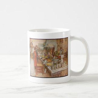 Carl Larsson Christmas Eve Coffee Mug