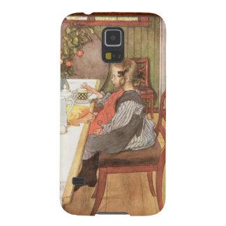 Carl Larsson Late Risers Breakfast Swedish Galaxy S5 Case
