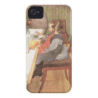 Carl Larsson un desayuno desgraciado de las iPhone 4 Coberturas