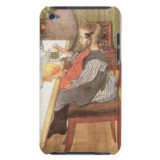 Carl Larsson un desayuno desgraciado de las última iPod Case-Mate Carcasas