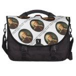 Carl Linnaeus Father Of Modern Taxonomy Laptop Messenger Bag