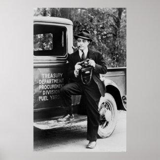 Carl Mydans, fotógrafo del FSA: 1935 Póster