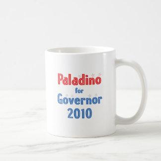 Carl Paladino for Governor 2010 Star Design Coffee Mugs