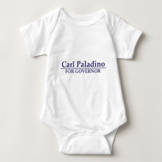 Carl Paladino for Governor Baby Bodysuit