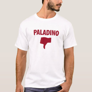 Carl Paladino not for New York Governor T-Shirt