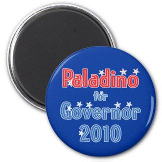 Carl Paladino para el diseño de la estrella del go Imán Redondo 5 Cm
