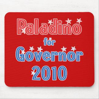 Carl Paladino para el diseño de la estrella del go Alfombrilla De Ratón
