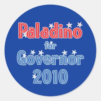 Carl Paladino para el diseño de la estrella del Etiqueta Redonda